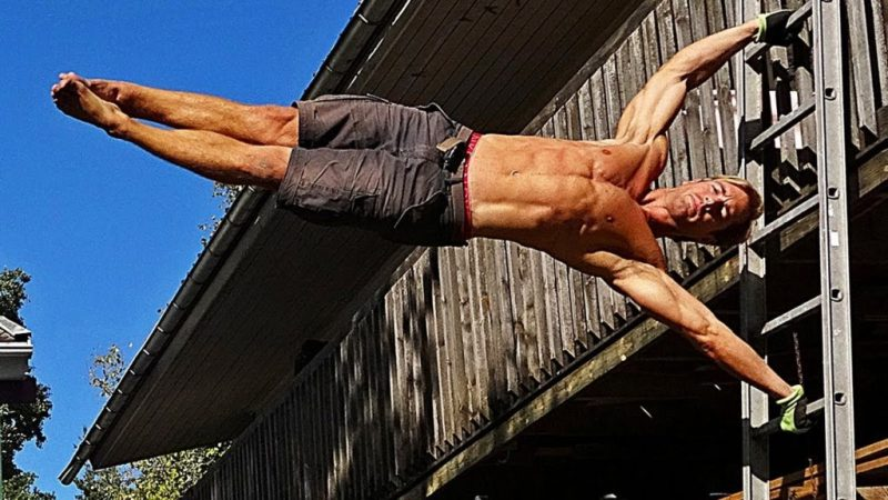 Muscle Groups The Human Flag Targets