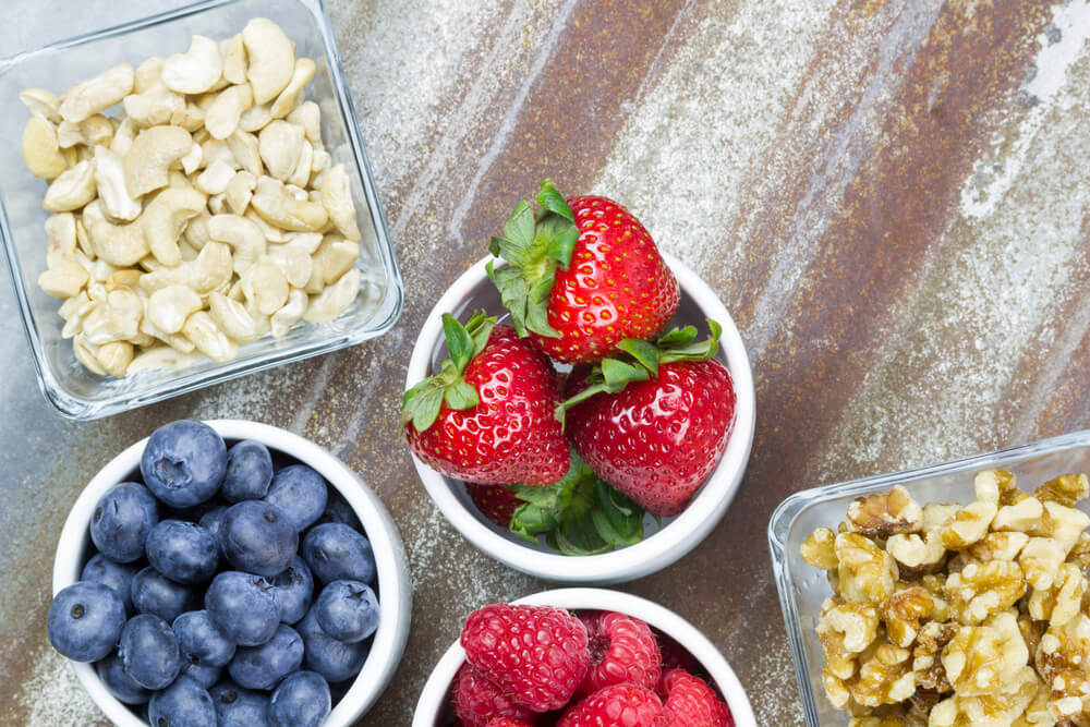 Eat Healthy Snacks Around the Time of Your Workout