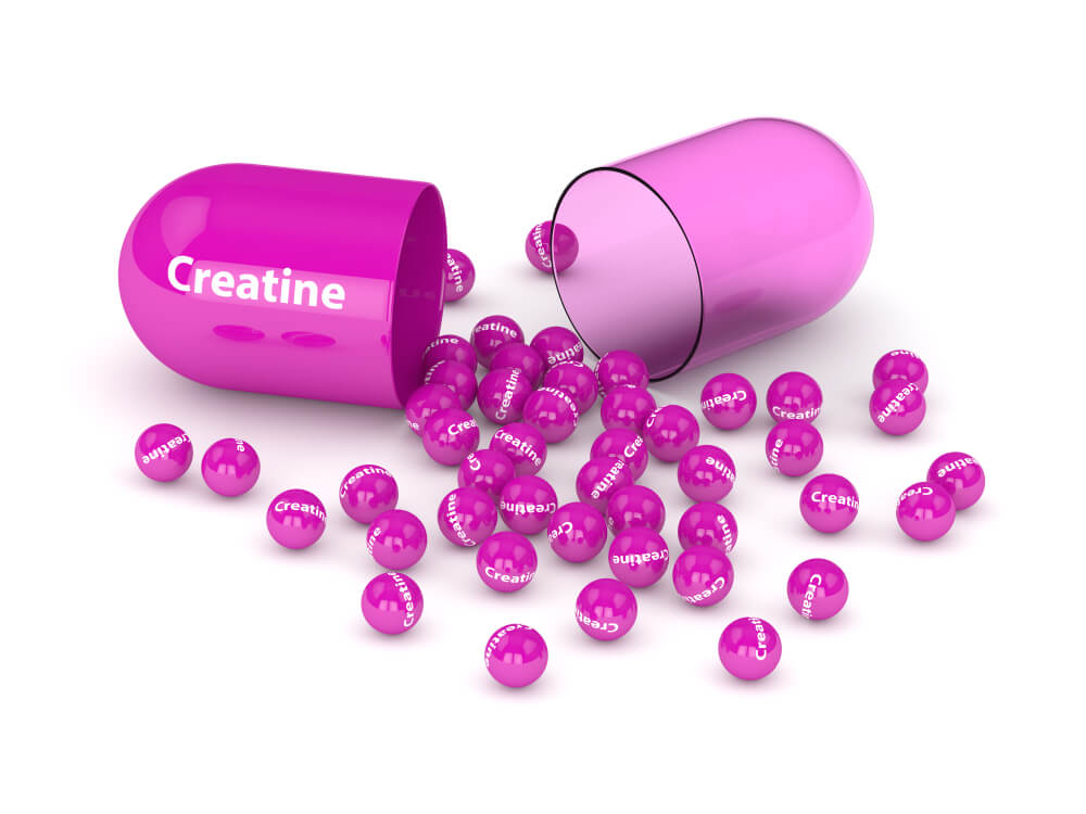 creatine pills