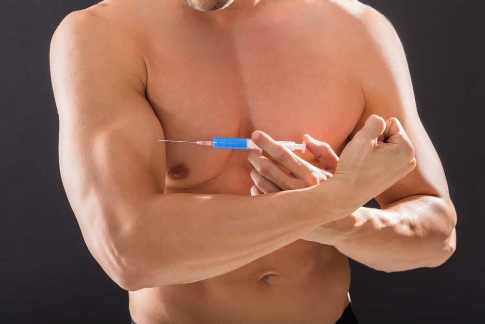 Staying Healthy, and Avoiding the Steroid Hype